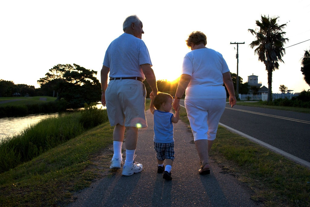 Grandparents raising children need more support – these children have greater needs