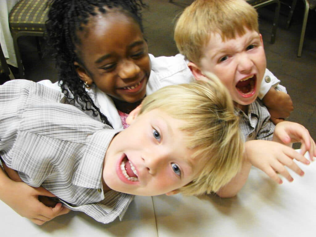 multiple partners child behaviour