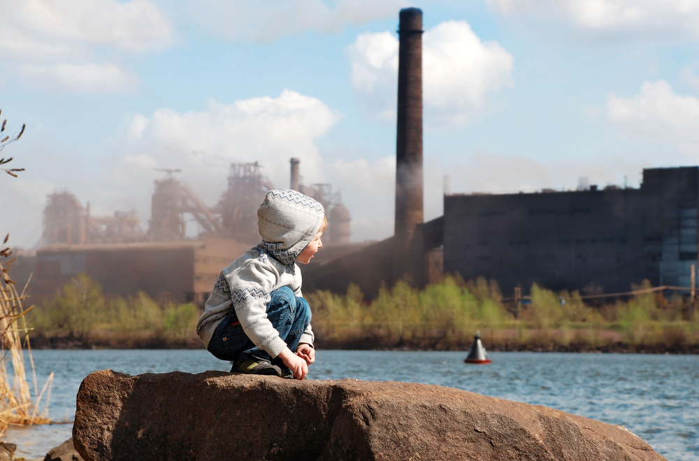 Cutting fossil fuel pollution should make children healthier and more productive