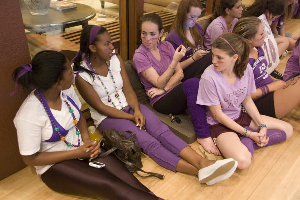influential students tackle bullying