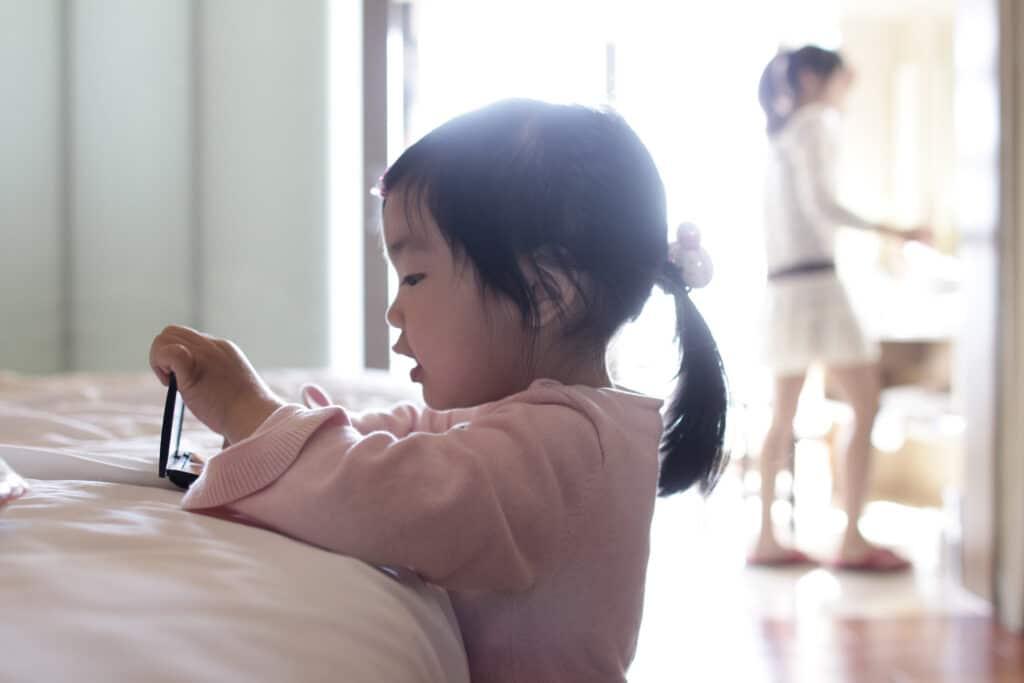 parenting east west