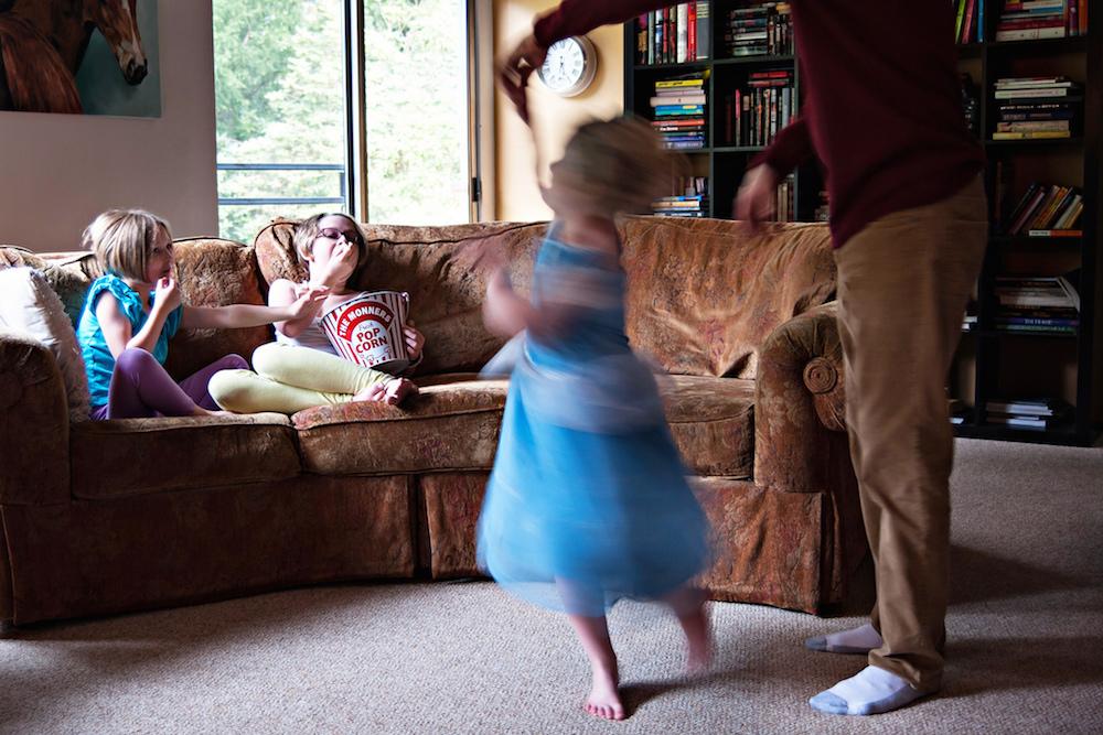 Home alone parental leave