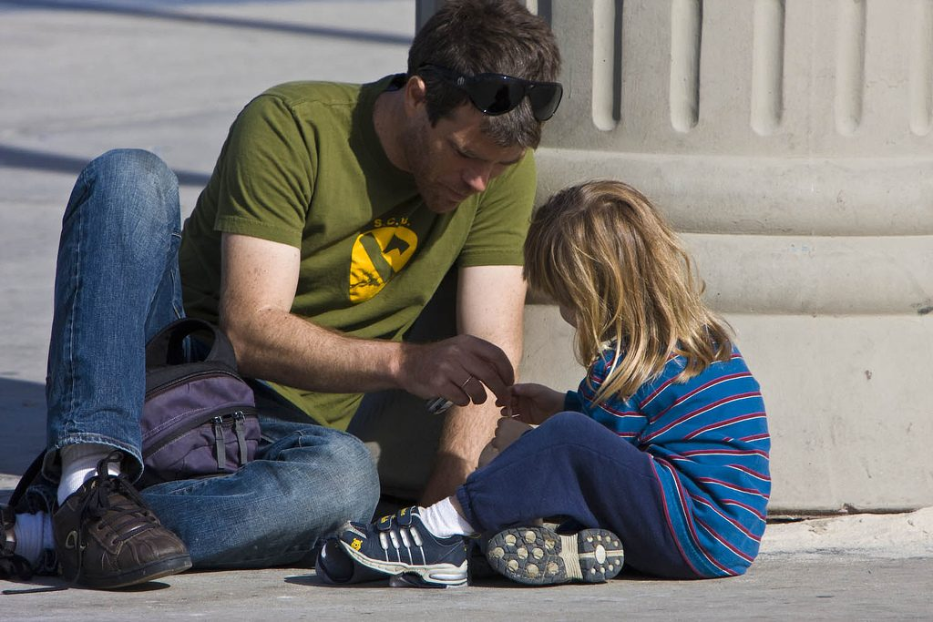 sensitive fathers, depression in mothers