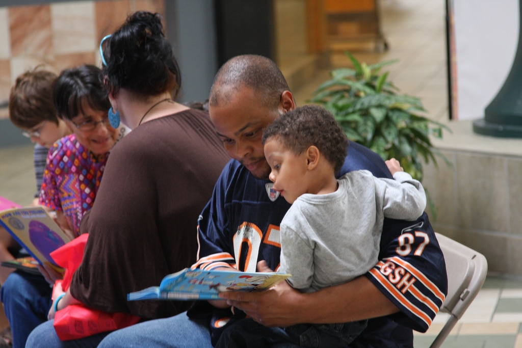 When African American fathers discipline their three-year-old sons more, the boys do better in math tests