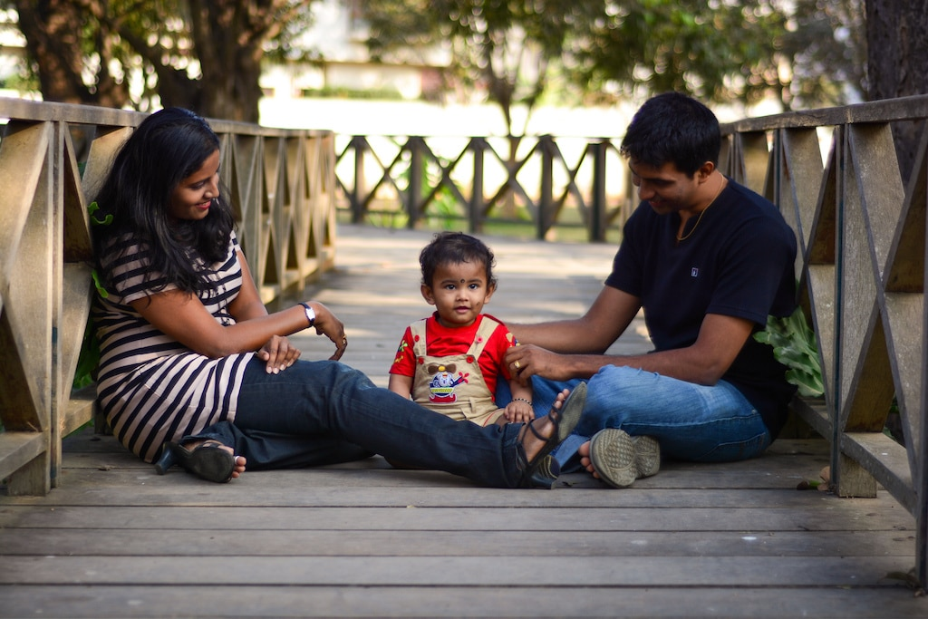 early child development influences by parental relationship