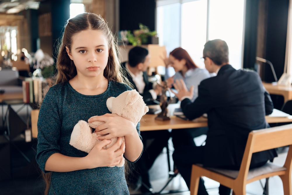 conflict and parenting during divorce