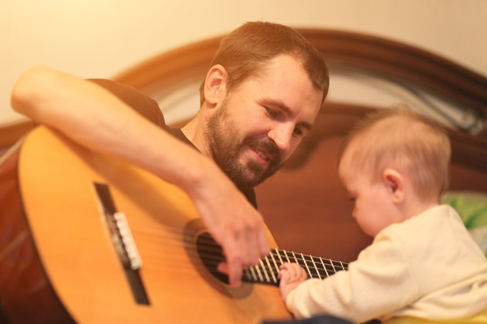 play, fathers, early childhood development
