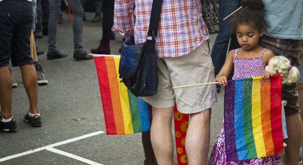 bisexual parents