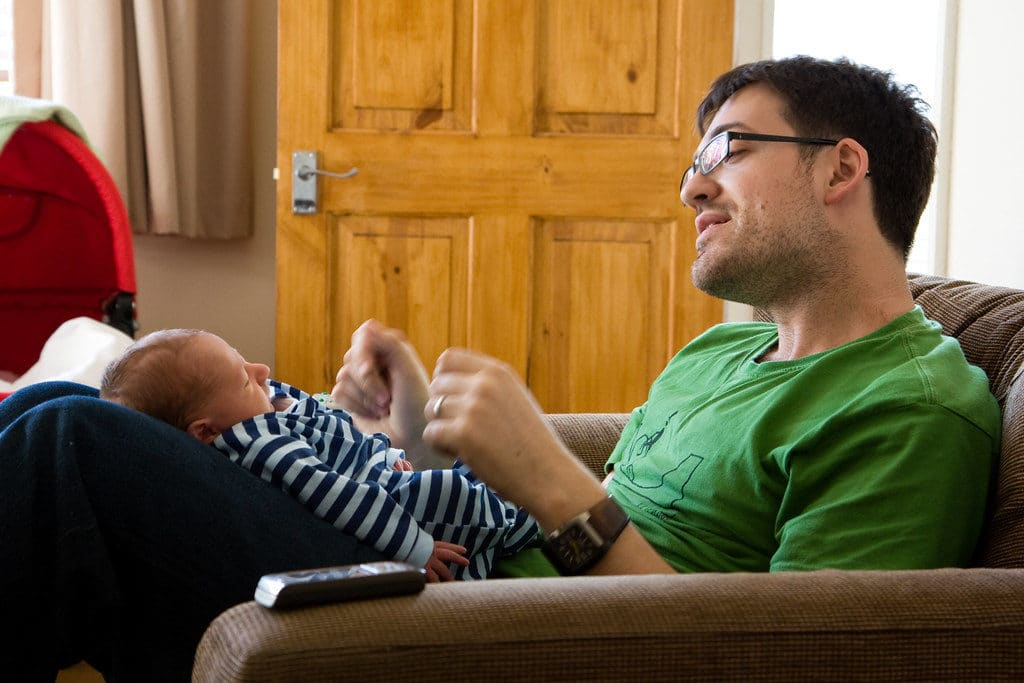 importance of singing to babies