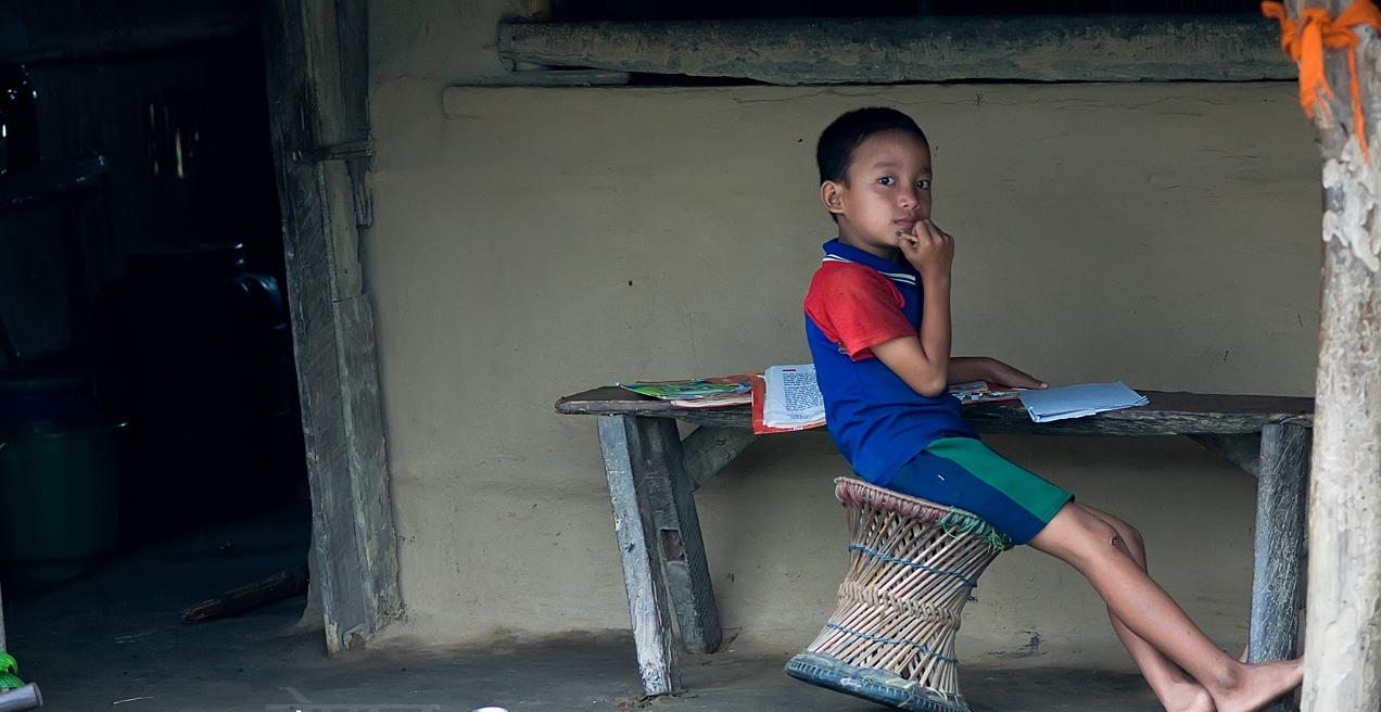 When the parental relationship is better, children do better (Nepal)