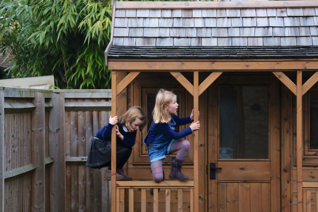 Children aware they learn through play