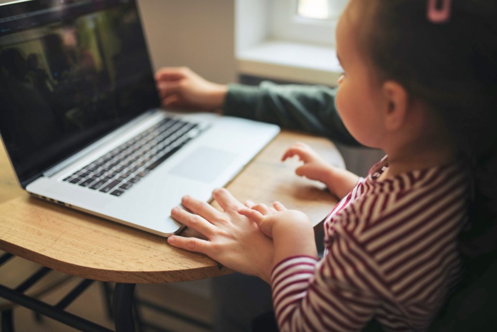 Parents supporting children's learning at home