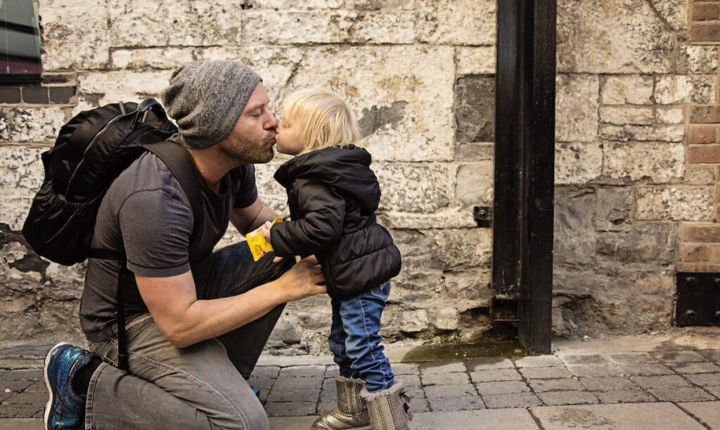 Nurturing fatherhood
